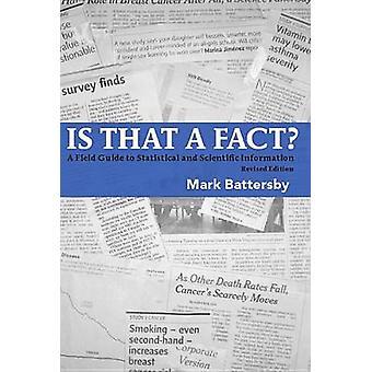 Är det ett faktum av Mark Battersby