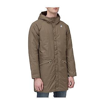 K-Way - Clothing - Jackets - K00BYB0-C03 - Men - olivedrab - XXL