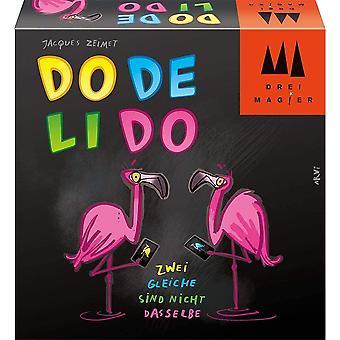 HanFei 40879 Dodelido, Drei Magier Kartenspiel