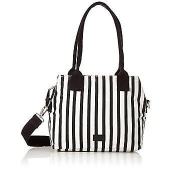 s.Oliver (Bags) UmhangetascheDonnamarittimo99g1 Grey/Black Stripes1(1)