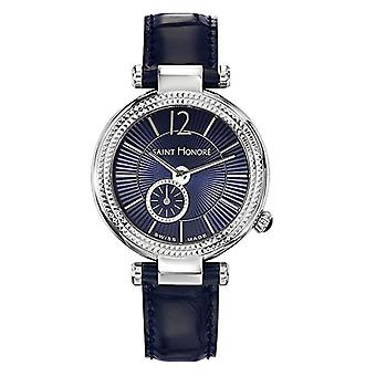 Saint Honore Analog Quartz Watch for Women with Leather Strap 7620211DFIN