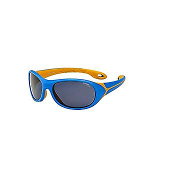 C�b� Simba, Occhiali da Sole Unisex Bambini, Blu Arancione, S