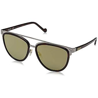 Liu Jo Lj107S 218 55 Óculos de Sol, Ouro (Tartaruga Loira), Mulher