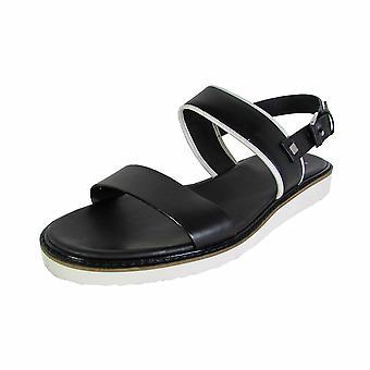 Cole Haan Zapatos de sandalias de punta abierta Capri Open Toe Slingback