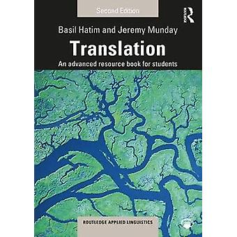 Translation An advanced resource book for students Routledge Applied Linguistics