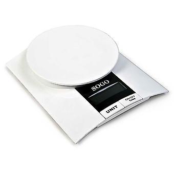 Elektronische keukenbalans, capaciteit 3kg