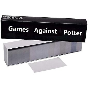Plygemar Games Against Potter Cards Game 1356 Card(987 White Cards And 369 Black Cards)