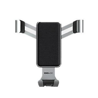 T200 360 graders rotation gravitation bil telefonhållare från Xiaomi Youpin SILVER COLOR