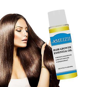 Muzxr-Haarausfall Behandlungen 20ml Haarwuchsessenz Haarausfall flüssiger Ingwerextrakt Haar Tonic schnell