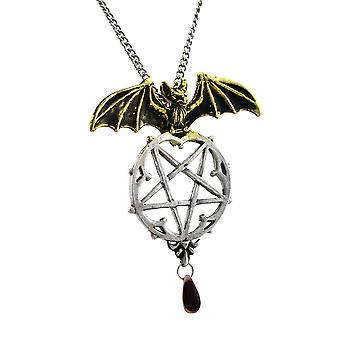 Forbidden Lamia Darkness and Renewal Necklace