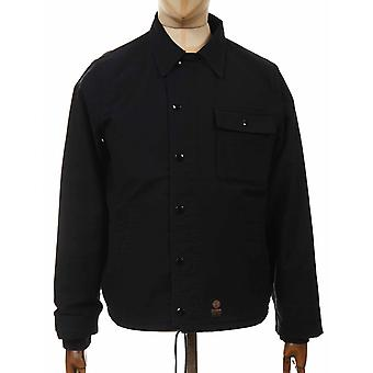 Deus Ex Machina A2 Coach Jacket - Black