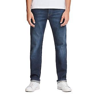 Weekend Offender 444 Tapered Fit Jeans - dunkler Vintage
