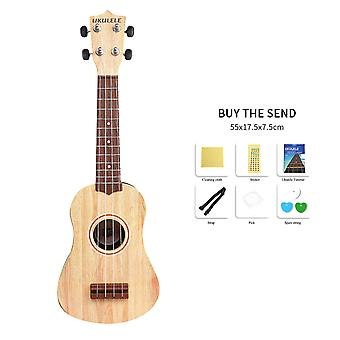 Instrument de musique pour enfants Ukulélé Éducation de la petite enfance Musique Cadeau