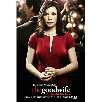 God hustru - god hustru: säsong 1 [DVD] USA import