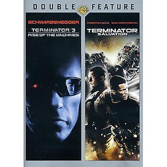Terminator-Sammlung [DVD] USA-import