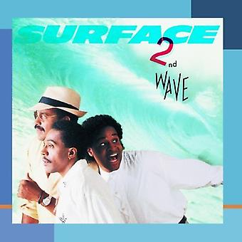 Surface - 2de Wave [CD] USA importeren