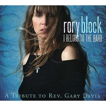 Rory Block - I Belong to the Band: A Tribute to Rev. [CD] USA import