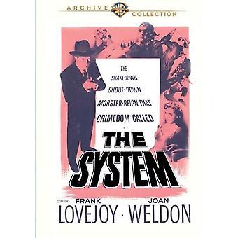 Järjestelmän [DVD] Yhdysvallat tuonnin