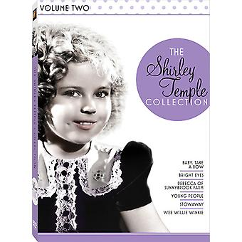 Shirley Temple Collection 2 [DVD] USA tuonti