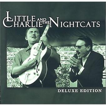Little Charlie & Nightcats - edición de lujo [CD] USA importar