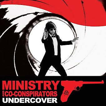 Ministère & co-conspirateurs - Undercover [CD] USA import