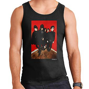 The Horrors Band Photograph Men's Vest