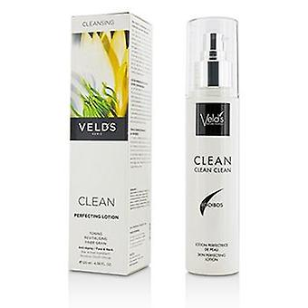 Veld's Clean Perfecting Lotion - Toning Revitalising Finer Grain - 120ml/4.06oz