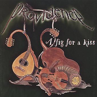 Providence - Fig for a Kiss [CD] USA import