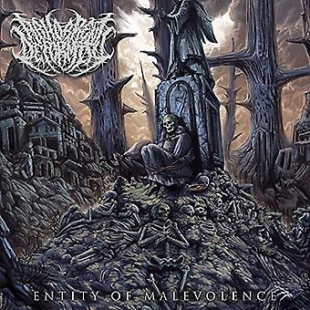 Abhorrent Deformity - Entity of Malevolence [CD] USA import