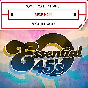 Rene Hall - Smitty's Toy Piano / South Gate [CD] USA import