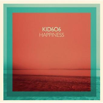 Kid 606 - Happiness [Vinyl] USA import