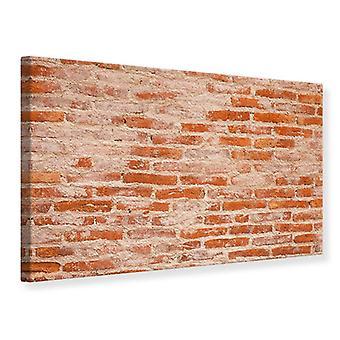 Leinwand drucken Mauerwerk