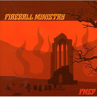 Fireball Ministry - Fmep [CD] USA import