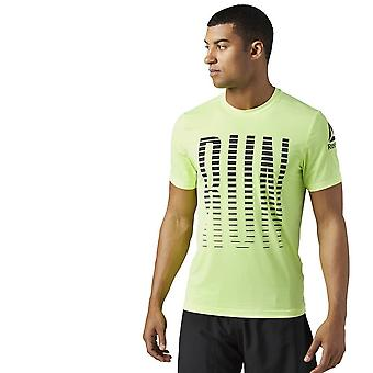 Reebok Elefla Osr SS AC Tee CF2247 training all year men t-shirt