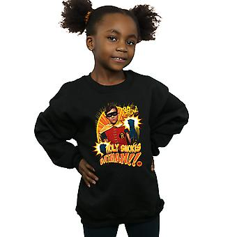 DC Comics Girls Batman TV Series Holy Smokes Sweatshirt