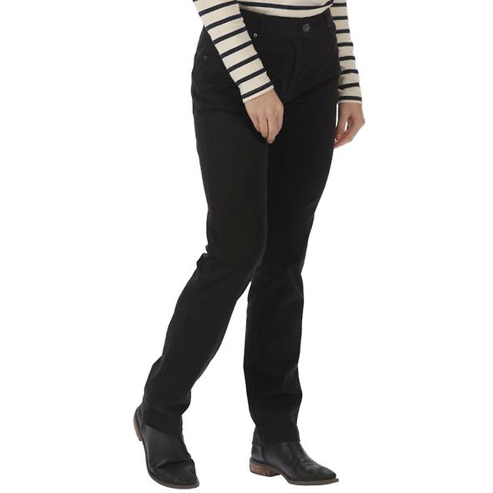 Regatta Womens//Ladies Damira Cotton Comfort Fit Walking Trousers