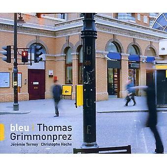 Thomas Grimmonprez - Bleu [CD] USA import