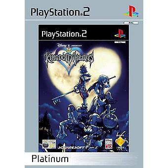 Kingdom Hearts Platinum (PS2) - Nieuwe fabriek verzegeld