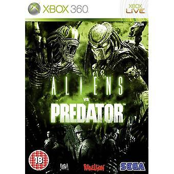 Aliens Vs Predator - New