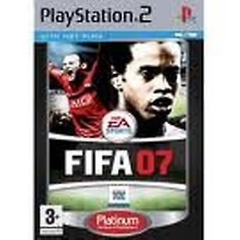 FIFA 07 Platinum (PS2) - Fabrik versiegelt