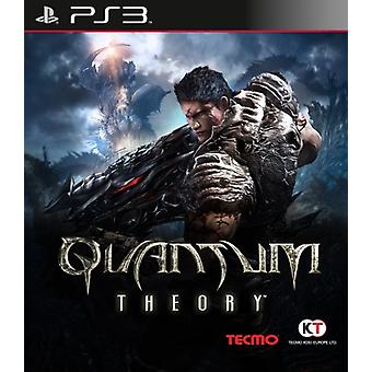 Kvanttiteoria (PS3) - Uusi