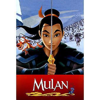 Постер фильма Мулан (27 x 40)
