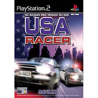 USA racer (PS2)-fabriken förseglad