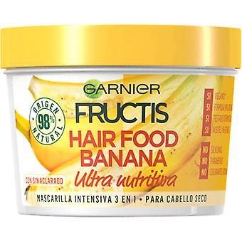 Garnier Fructis Hair Food Mascarilla Banana 390 ml