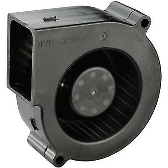 NMB Minebea BG0703-B055-000-00 axiálny ventilátor 24 V DC 22,2 m ³/h (L x š x H) 75,7 x 75,7 x 30 mm