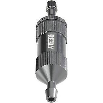 Reely De Luxe, inserir o filtro de combustível de alumínio de 1:8 filtro: filtro sinterizado