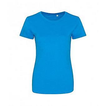 AWDis Womens/Ladies Girlie Tri-Blend T-Shirt