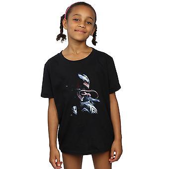 Marvel Girls Venom maalaus t-paita