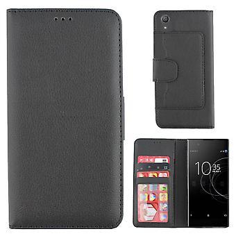 Colorfone Wallet Sony Xperia XA1 Ultra Plånboksfodral BLACK