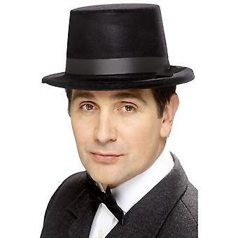 צילינדר כובע גליל פלסטיק קרנבל החתונה C